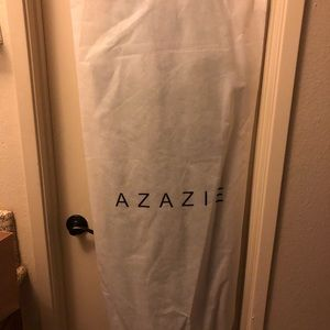 Azazie Dresses - Azazie Sage Green Bridesmaid Dress